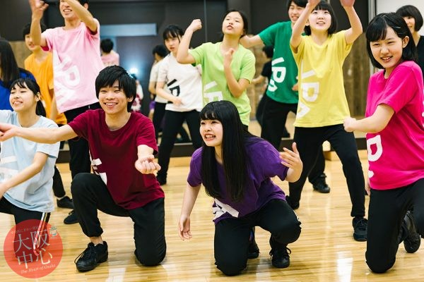 【大阪ミナミ夏祭り2019&にぎわいスクエア】クラーク記念国際高等学校  大阪梅田キャンパス