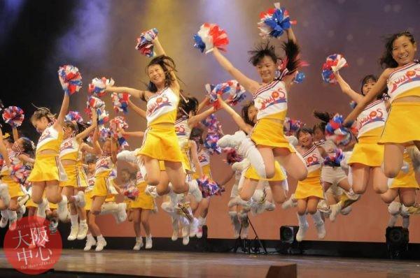 【大阪ミナミ夏祭り2019&にぎわいスクエア】大阪の踊り・ダンス大集合(JUMPS)