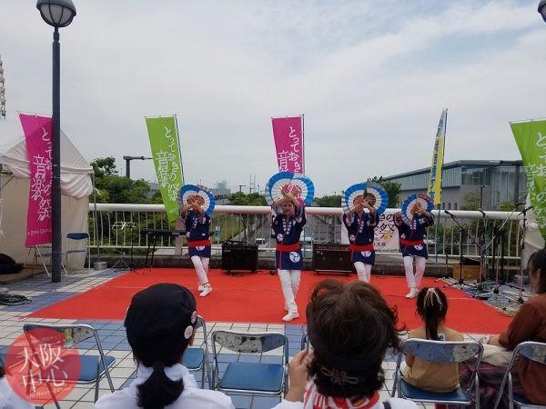 【大阪ミナミ夏祭り2019&にぎわいスクエア】ほんまもんバルステージ