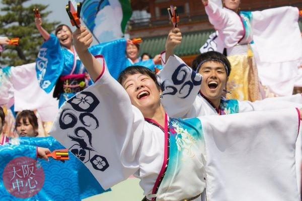 【大阪ミナミ夏祭り2019&にぎわいスクエア】大阪の踊り・ダンス大集合(よさこい)