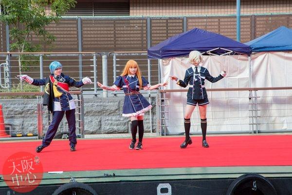 【大阪ミナミ夏祭り2019&にぎわいスクエア】acosta!コスプレダンスエンターテイメントフェスティバル