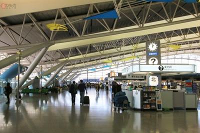 関西・伊丹空港 リムジンバスの大規模運休