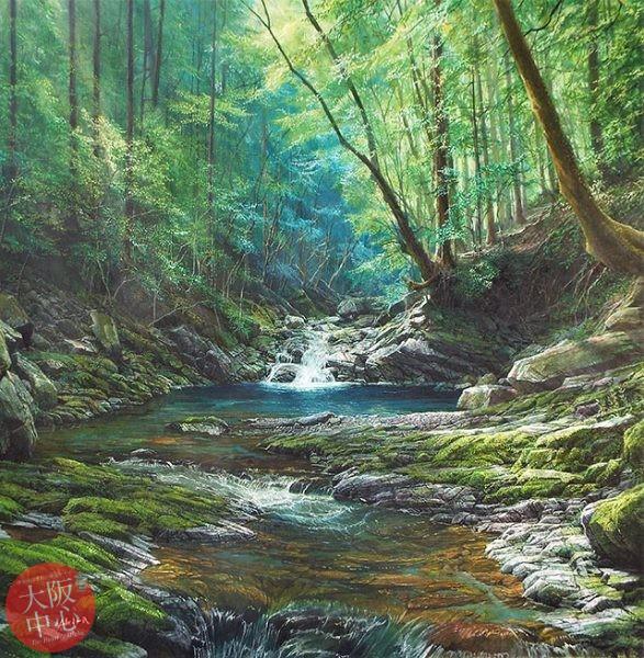 櫻井聡(さくらい あきら) 油彩画展