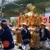 難波八阪神社夏祭り 陸渡御2019