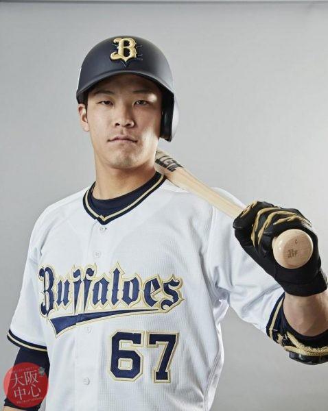 オリックス・バファローズ 中川圭太選手が1日駅長に就任