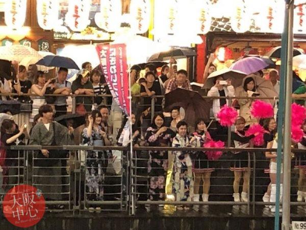 오사카에서 츄 오구 당일 치기 여행 - 도톤보리 이벤트 체험