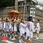 Chuo Ward Day Trip in Osaka - Senba Festival Experience #1