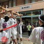 오사카에서 츄 오구 당일 치기 여행 - 난바 신사 센바 마츠리 참가 #2
