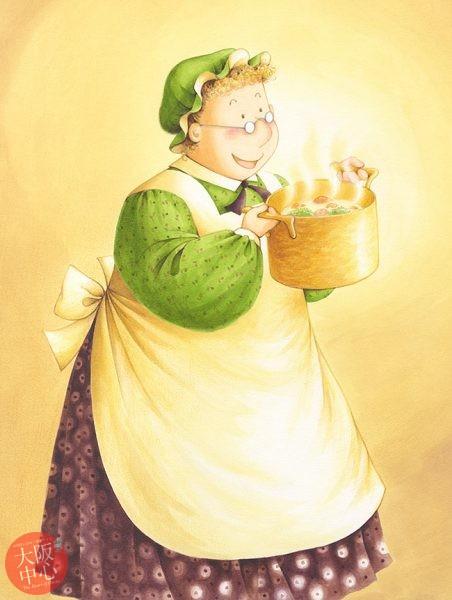 鈴本由美原画展「クレアおばさんの世界/20th Anniversary」