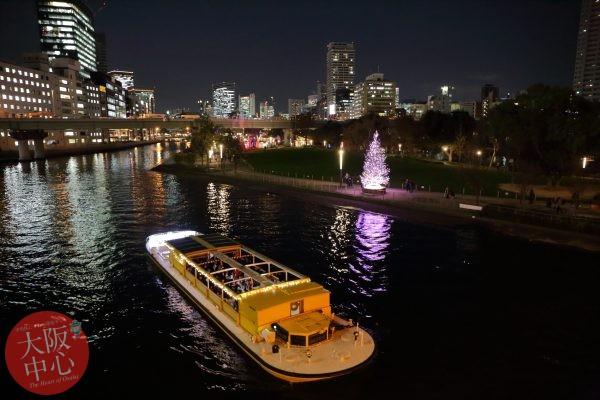 【中止】大阪光の饗宴2020 光の水都ルネサンスボート2020「光の中之島クルーズ」