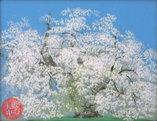 日本画巨匠復刻画展