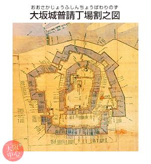常設展示「徳川大坂城400年 ―なにわの人々は錦城きんじょうをどうみたか―」