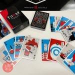 千日前道具屋筋商店街から地域の小学校へオリジナルカードゲームが寄贈されました