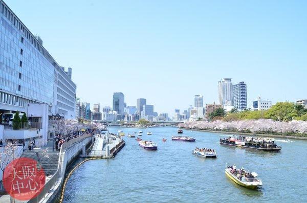 水都大阪 川開き2021 はちけんやお花見フェスタ