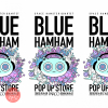 BLUE HAMHAM POP UP STORE