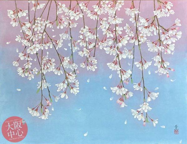「華の会」日本画展