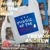 middle of the mall by TREVOR ANDREW~ハイブランドとストリートアートの融合~