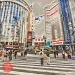 大阪ミナミの千日前を音声ガイドでまち歩き