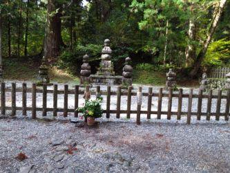 奥の院 - 豊臣家墓所